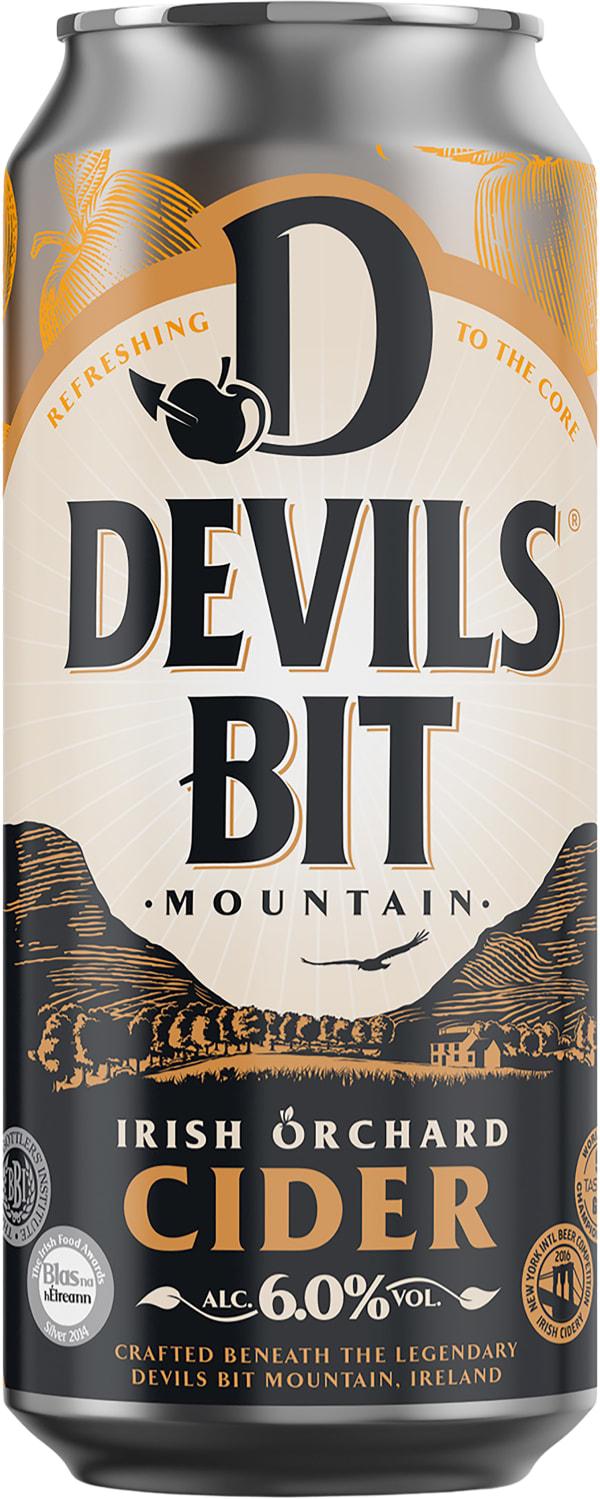 Devils Bit Mountain Cider can