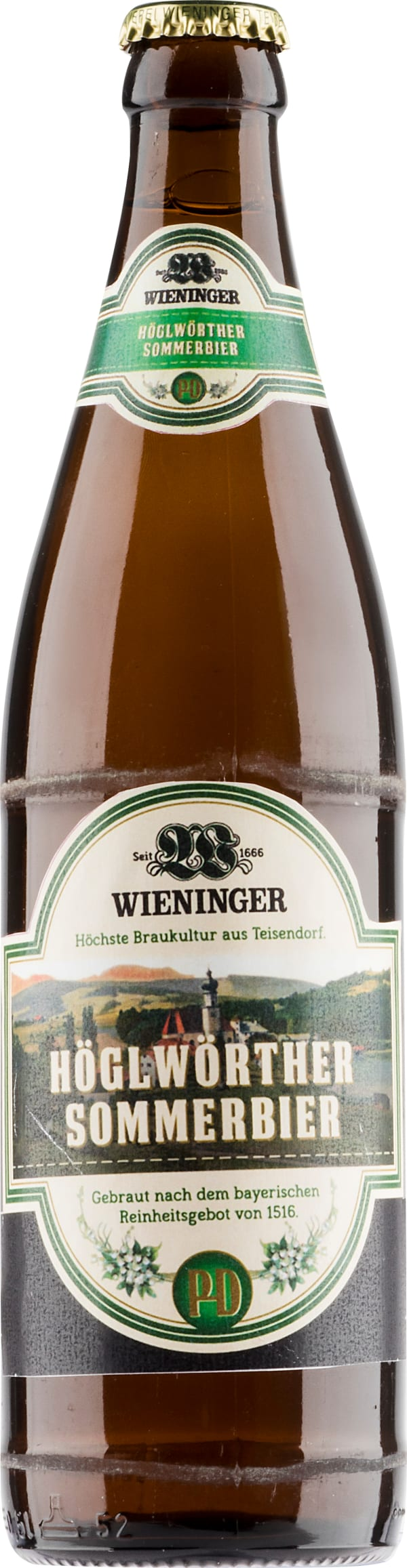 Wieninger Höglwörther Sommerbier