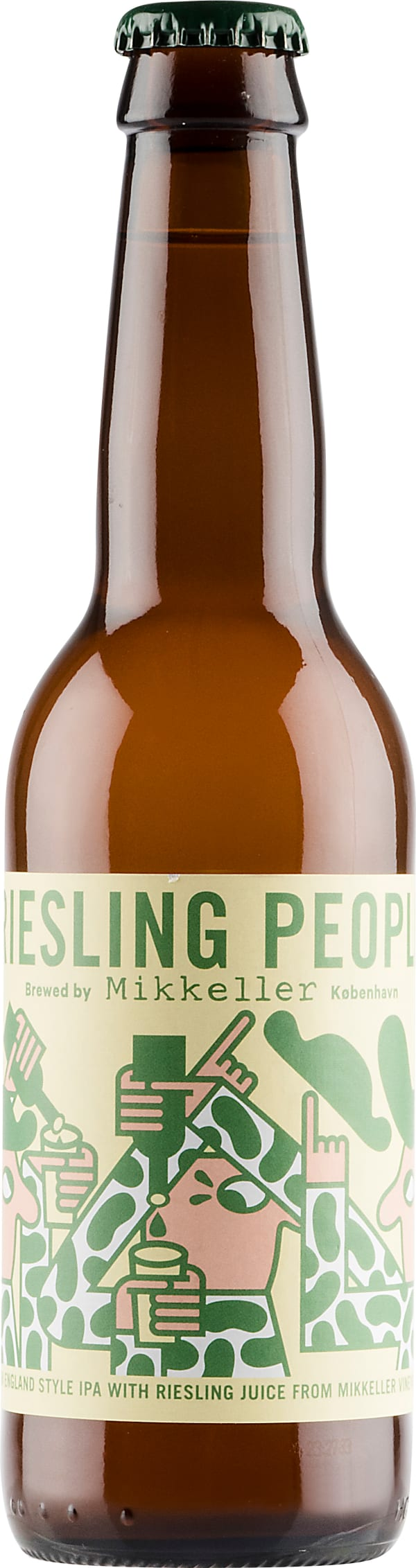 Mikkeller Riesling People New England Style IPA