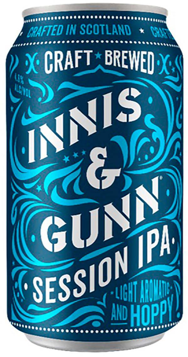 Innis & Gunn Session IPA tölkki