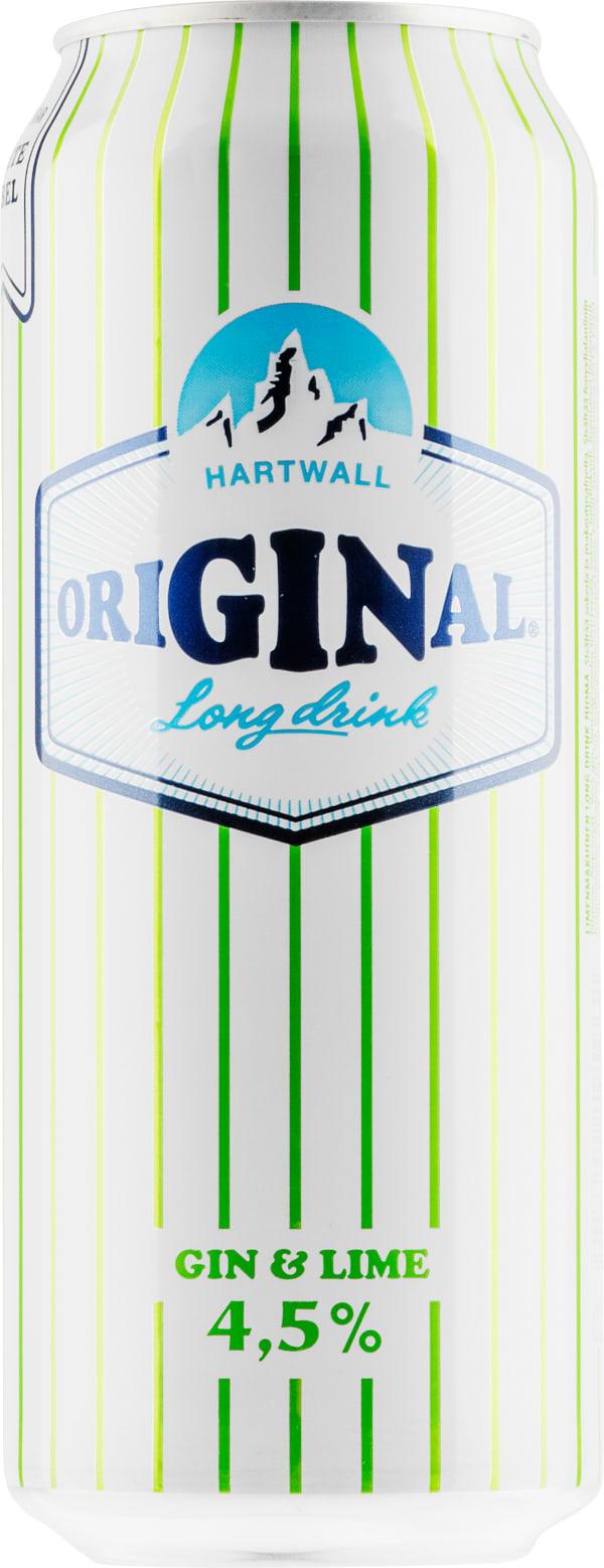Original Long Drink Gin & Lime burk