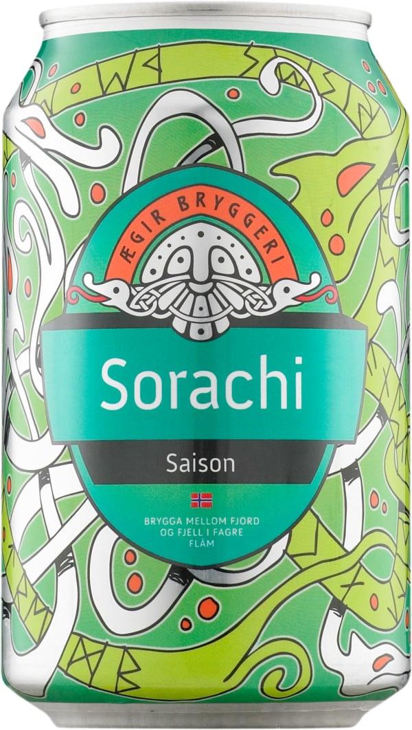 Ægir Sorachi Saison can