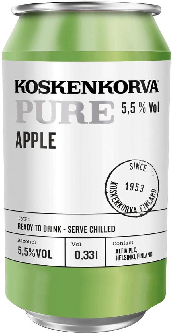 Koskenkorva Pure Apple tölkki
