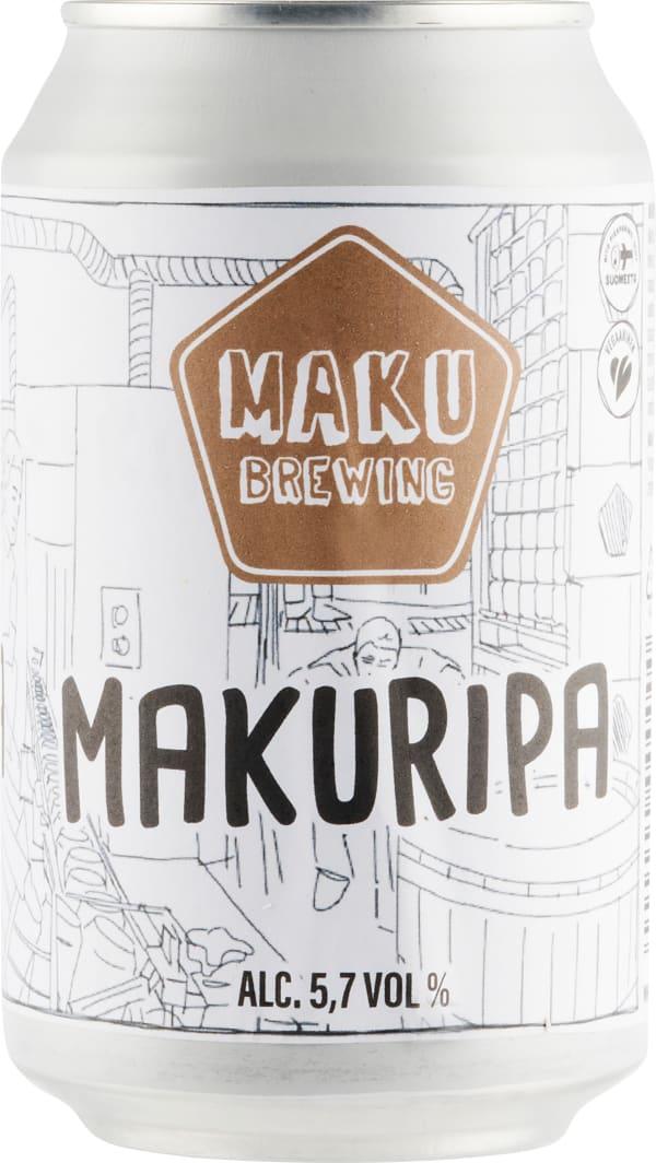 Maku Brewing Makuripa can