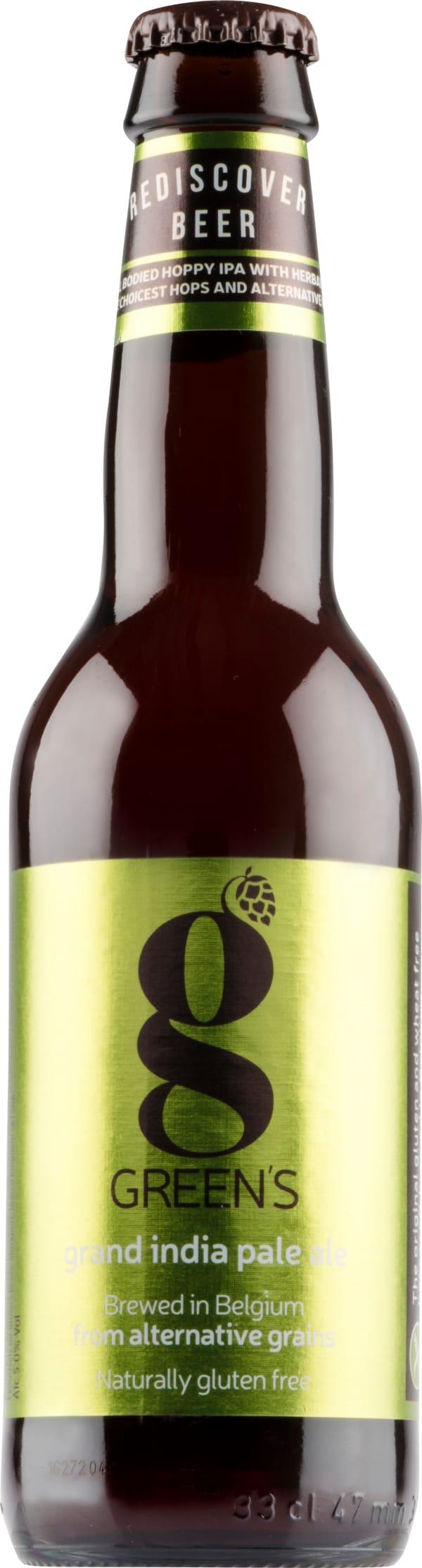 Green's Grand India Pale Ale