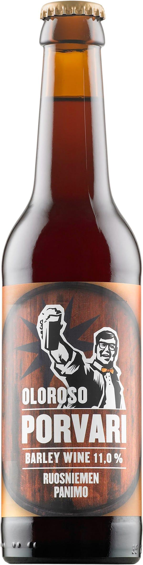 Ruosniemen Porvari Oloroso Barley Wine