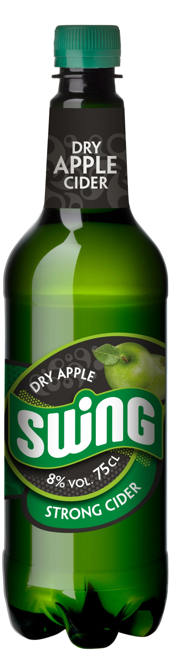 Swing Dry Apple Strong Cider muovipullo