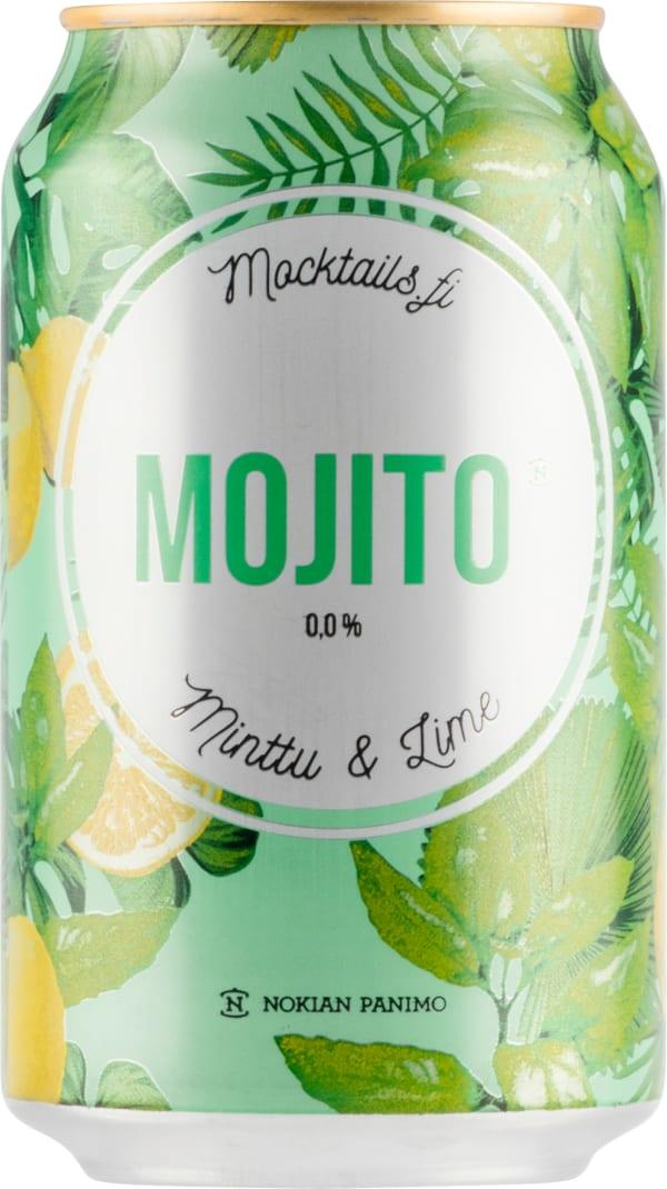 Nokian Mojito Mocktail can