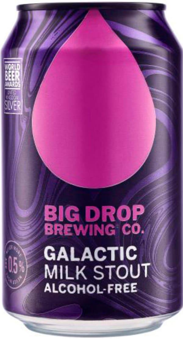 Big Drop Galactic Milk Stout can