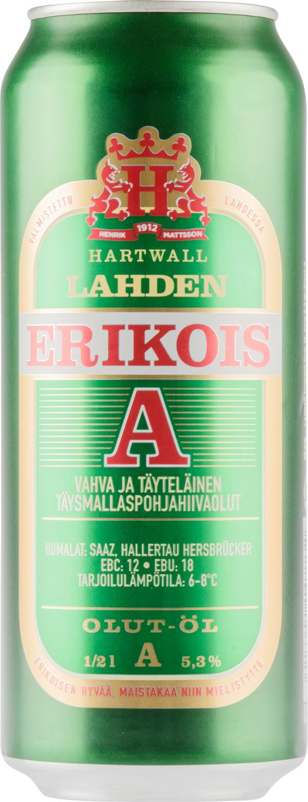 Lahden Erikois A can