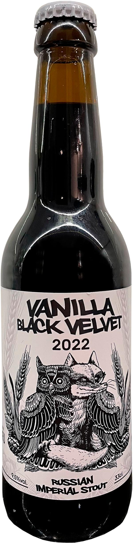La Quince & Cervesa Guineu Vanilla Black Velvet 2020
