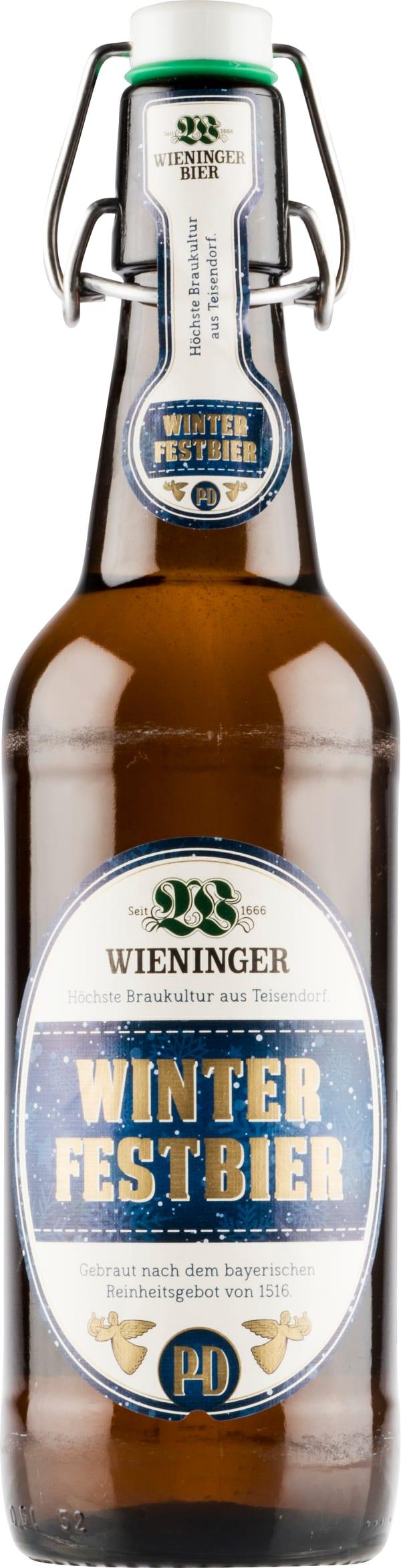 Wieninger Winter Festbier