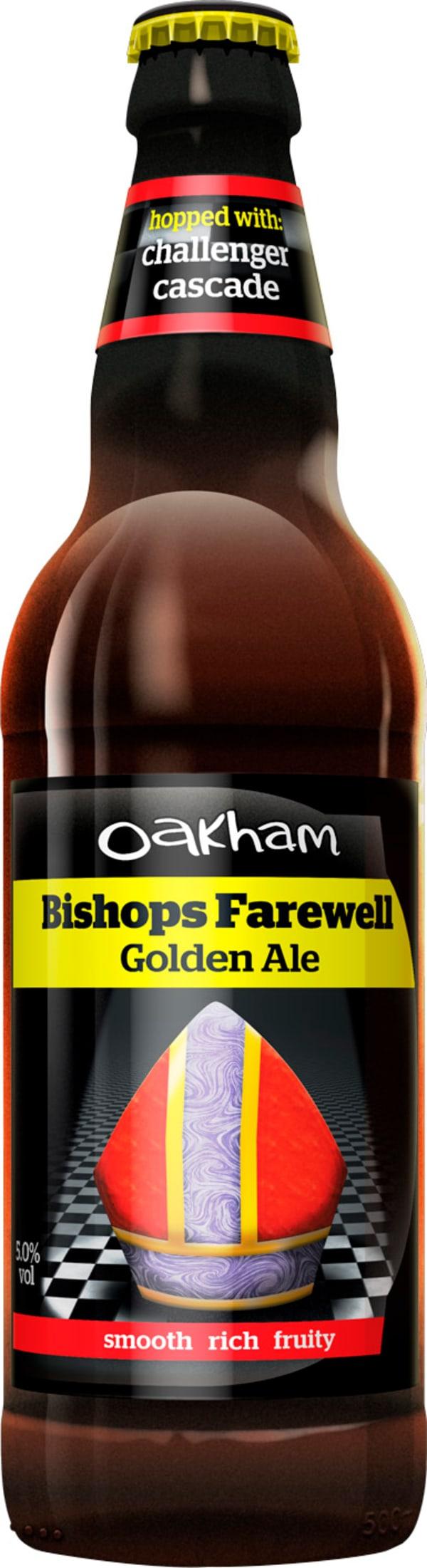 Oakham Ales Bishops Farewell