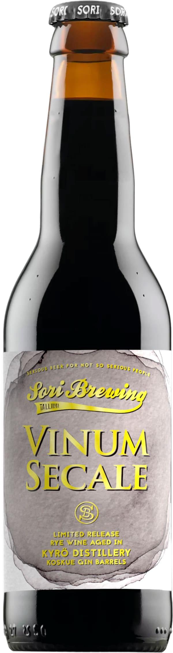 Sori Brewing Vinum Secale