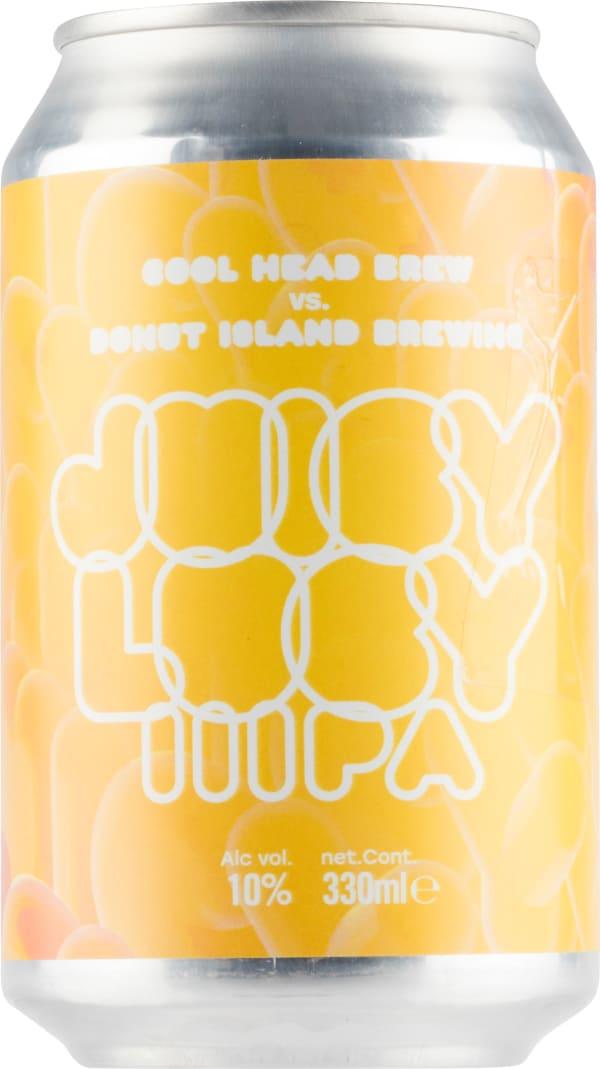 CoolHead & Donut Island Juicy Lucy IIIPA burk