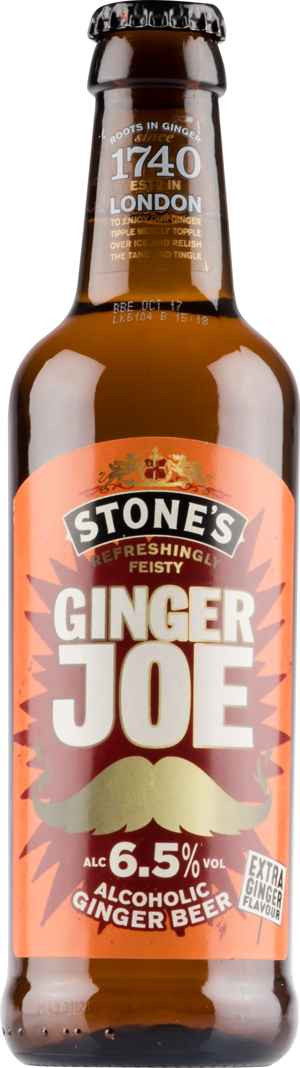 Stone's Ginger Joe Strong