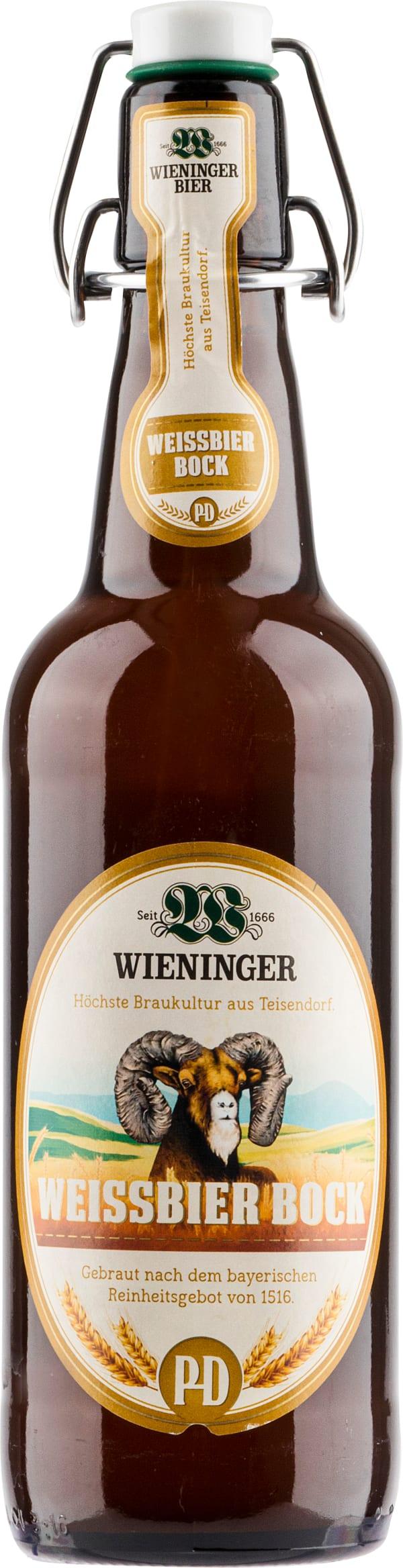 Wieninger Weissbier Bock