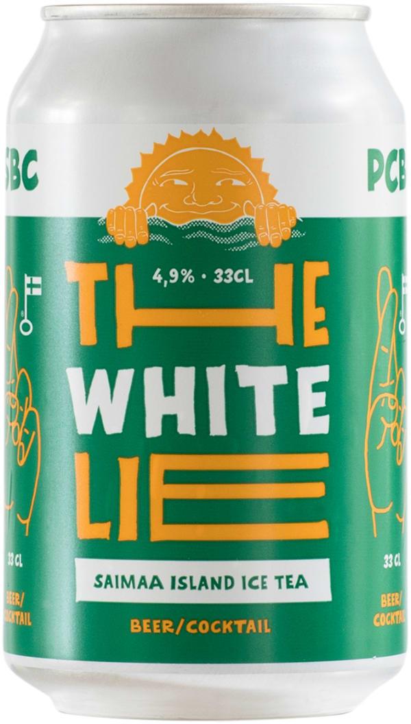 The White Lie Saimaa Island Ice Tea tölkki