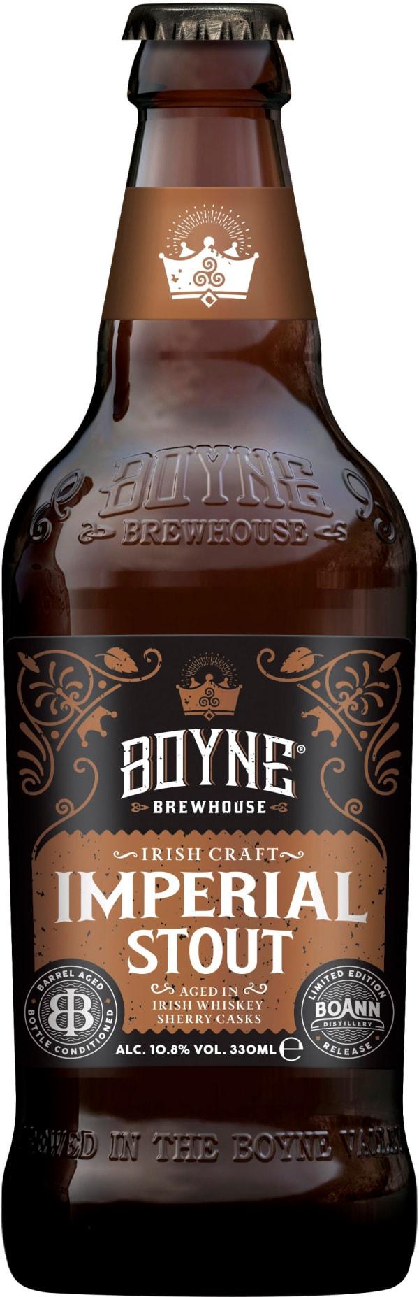 Boyne Imperial Stout Sherry Cask