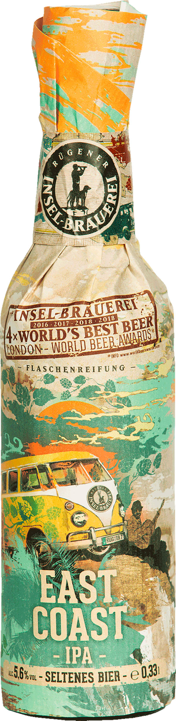 Rugener Insel-Brauerei East Coast IPA