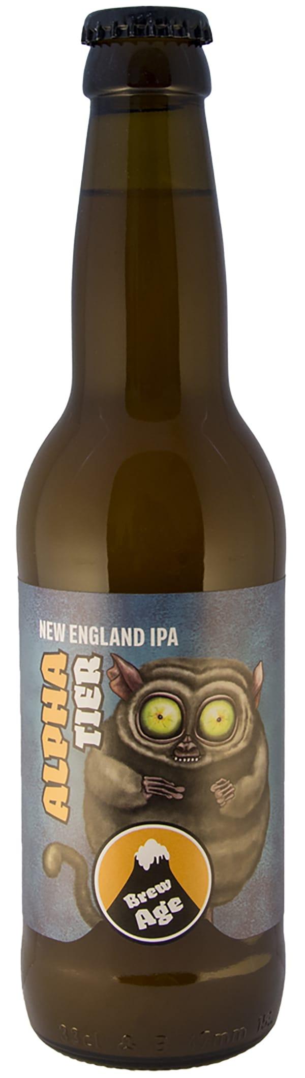Brew Age Alphatier New England IPA