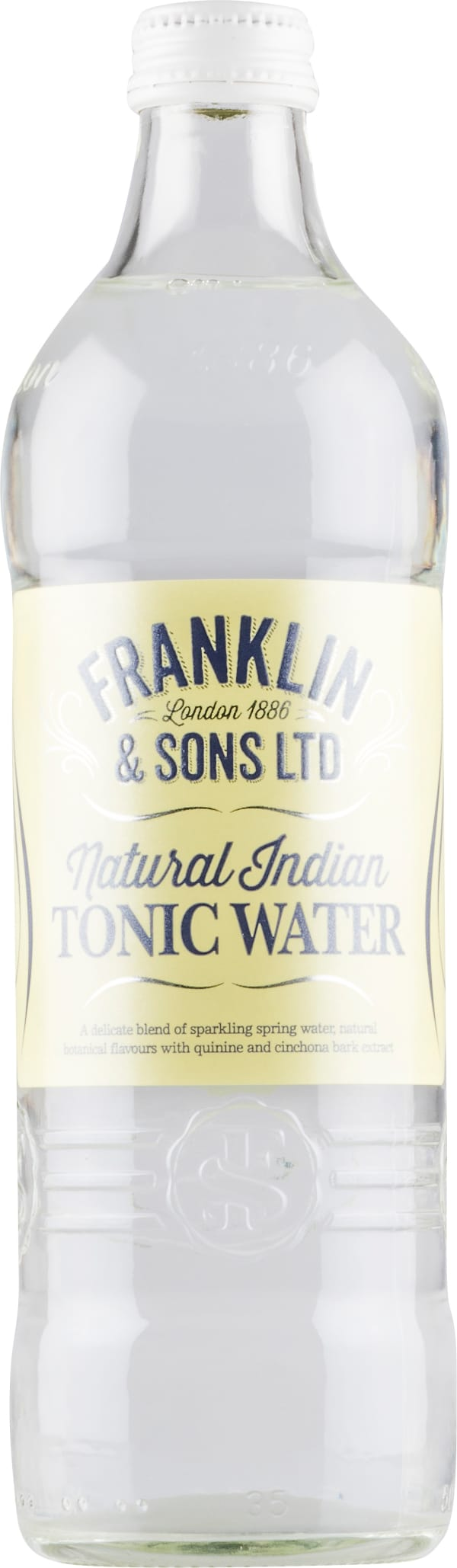 Franklin & Sons Natural Indian Tonic Water