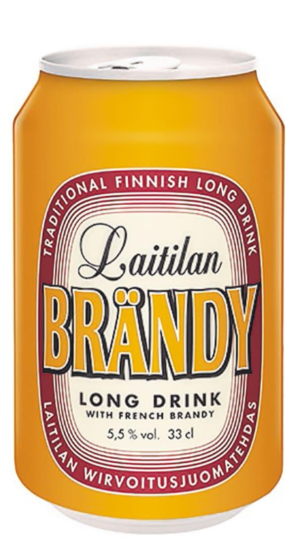 Laitilan Brändy Long Drink burk