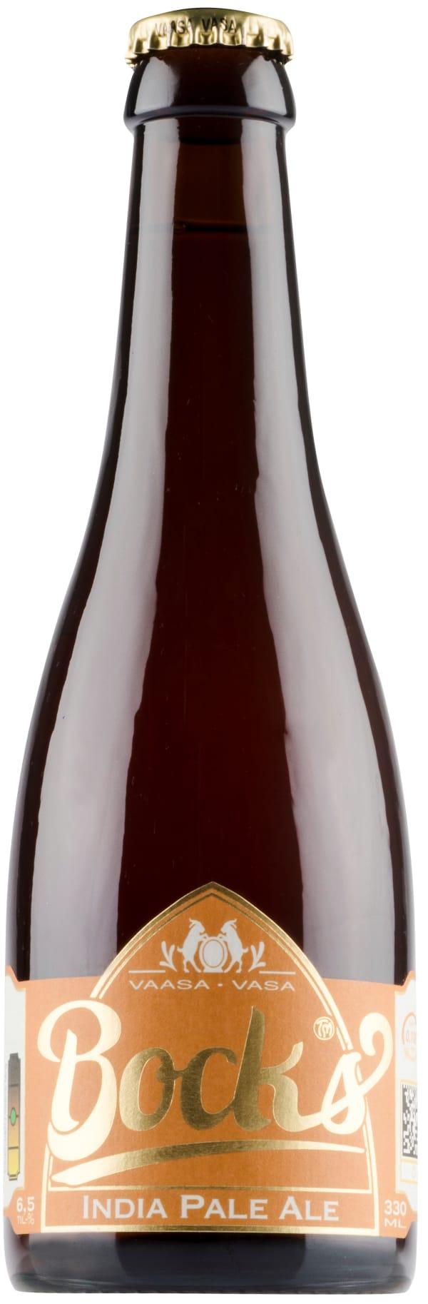 Bock's India Pale Ale