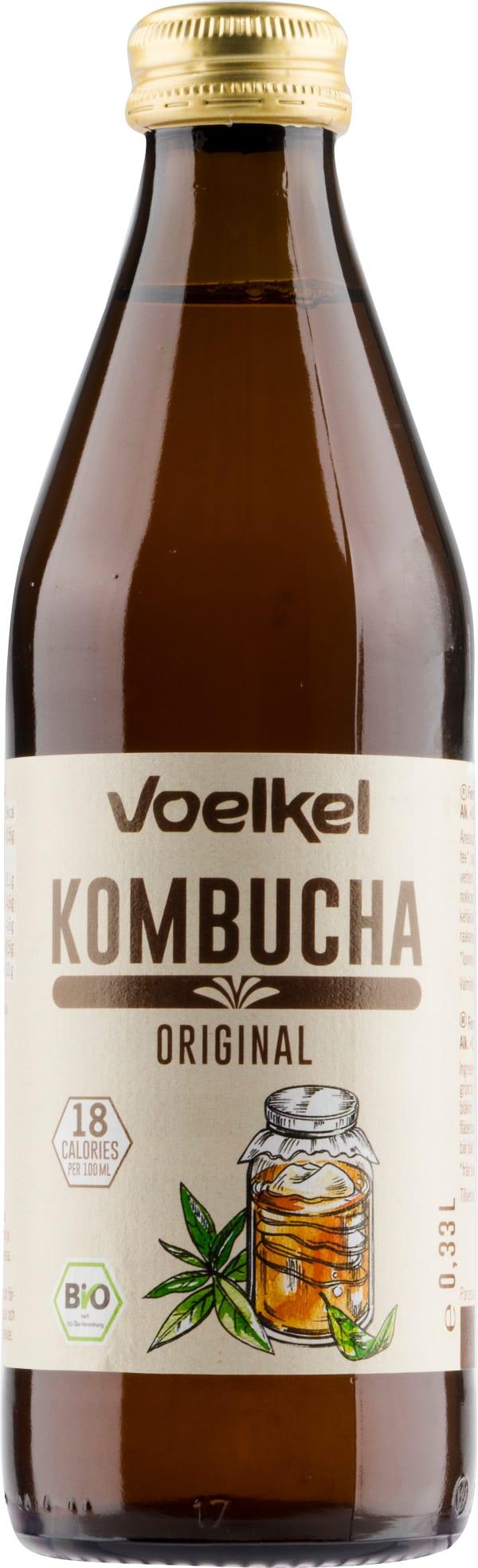 Voelkel Kombucha Original