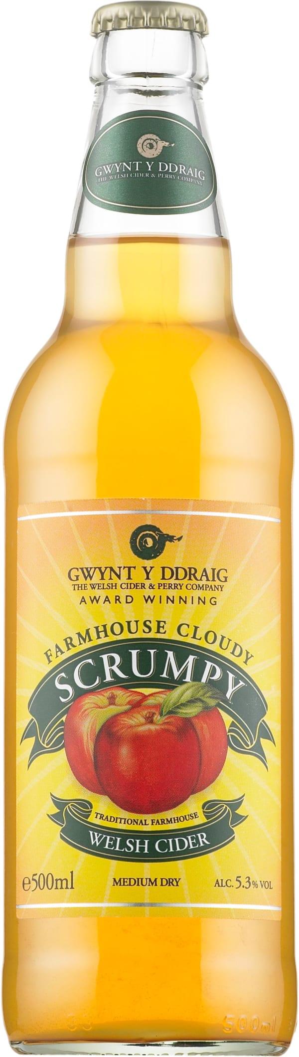 Gwynt y Ddraig Farmhouse Cloudy Scrumpy Cider
