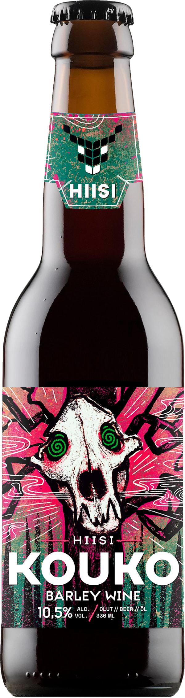 Hiisi Kouko Barley Wine