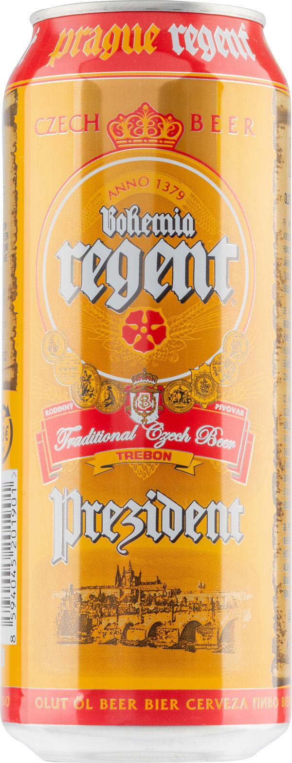 Bohemia Regent Prezident can