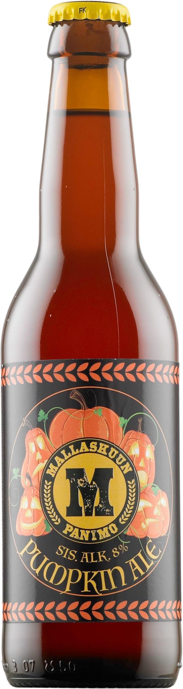 Mallaskuun Pumpkin Ale