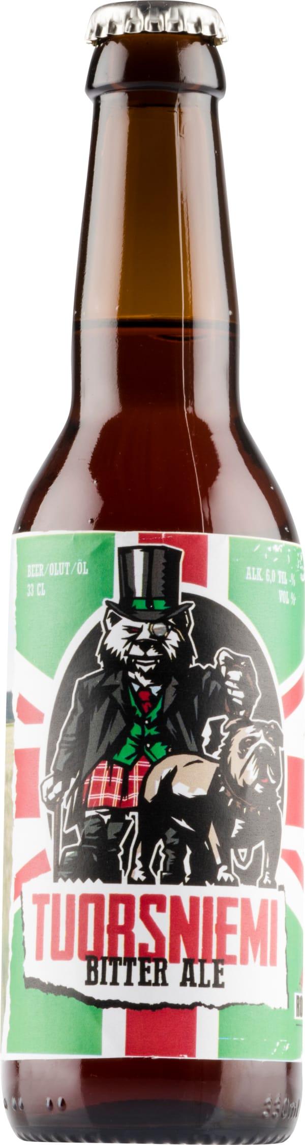 Rocking Bear Tuorsniemi Bitter Ale