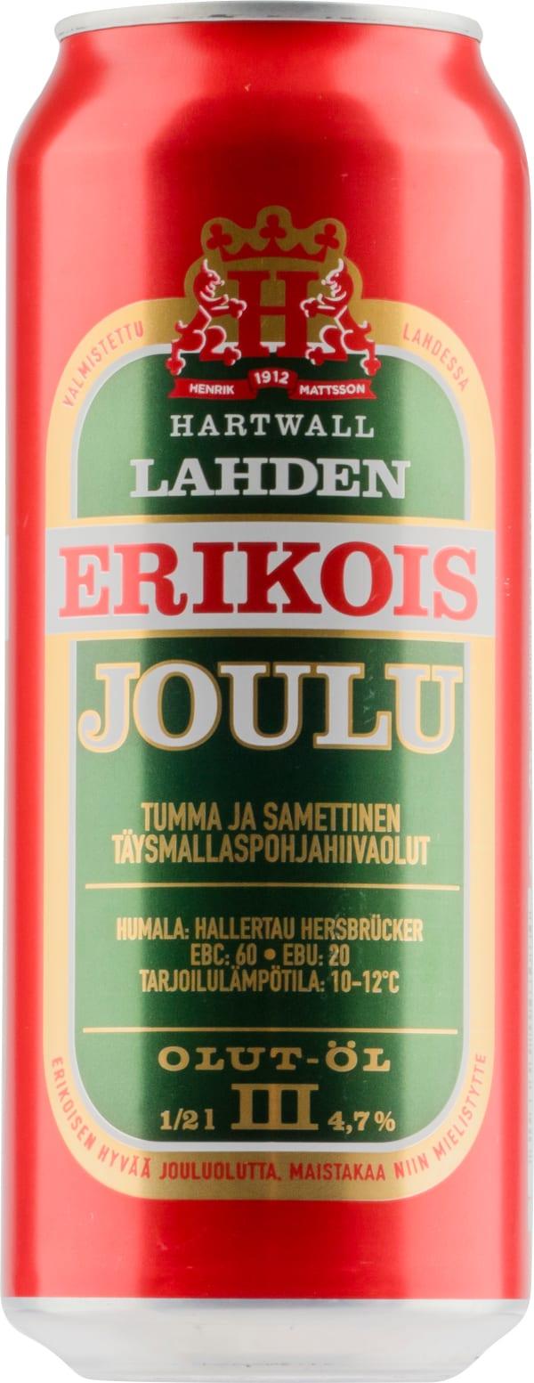 Lahden Erikois Joulu can