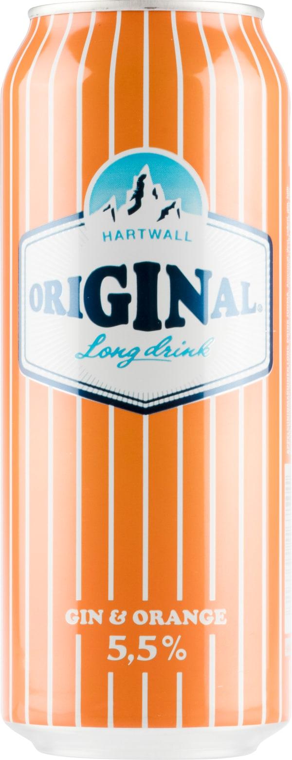 Original Long Drink Gin & Orange can