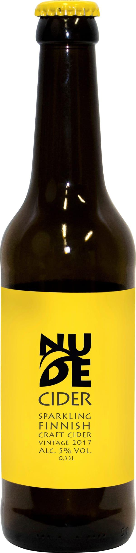 Nude Sparkling Cider