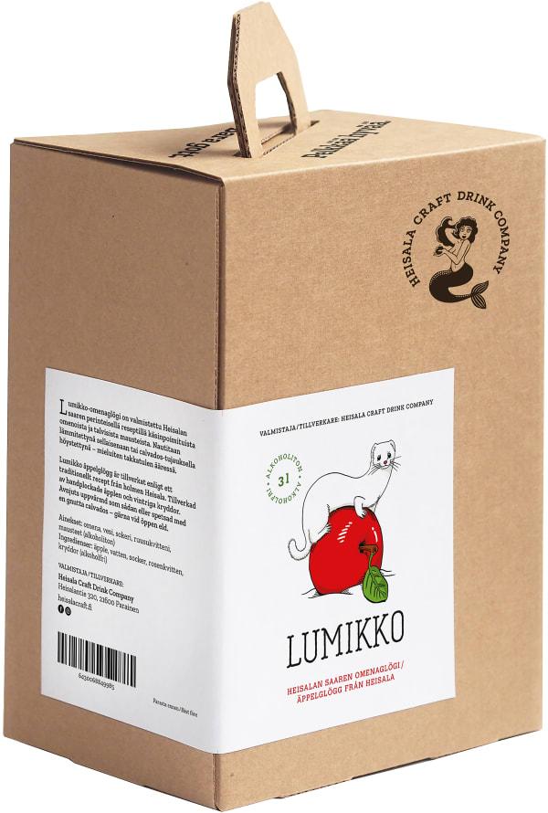 Lumikko Alkoholiton Glögi bag-in-box