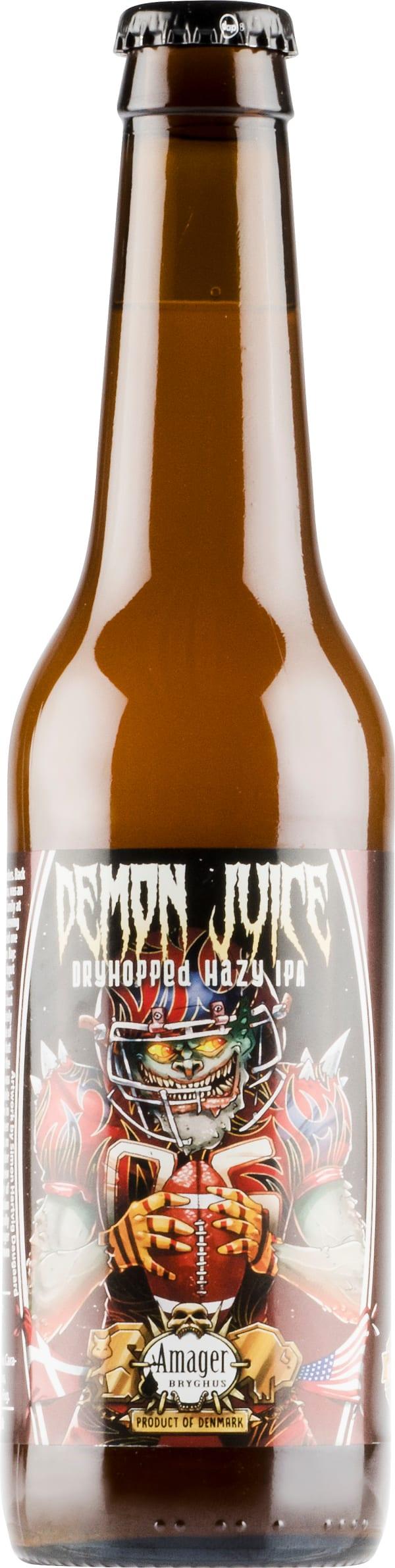 Amager Demon Juice Hazy IPA