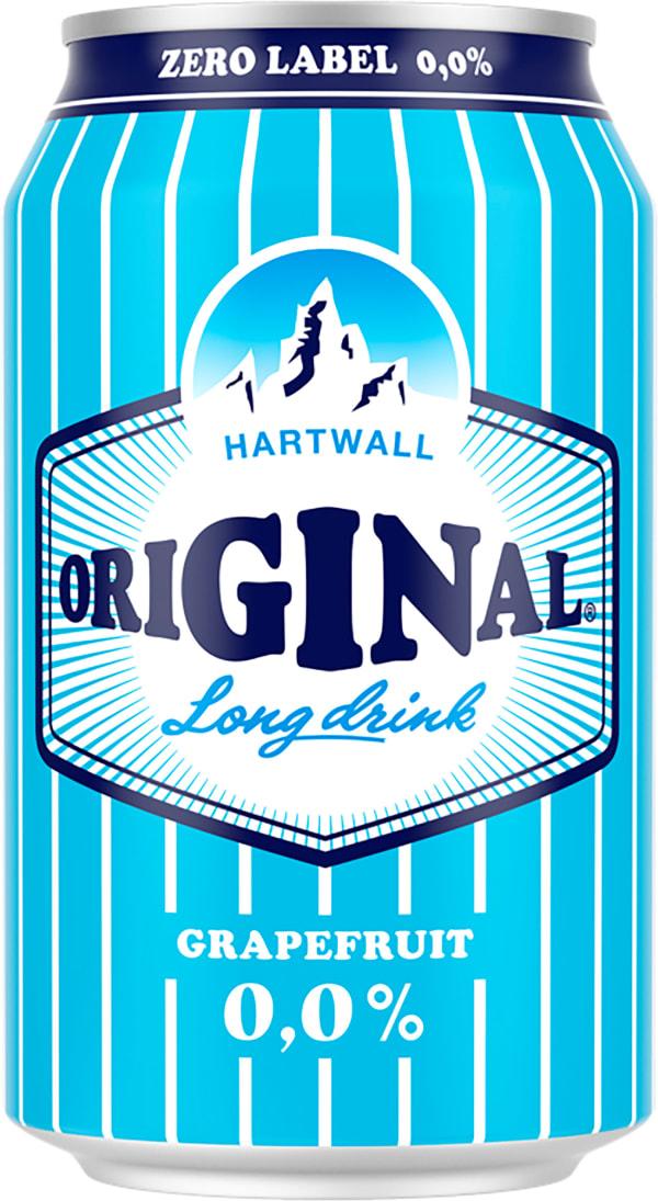 Original Long Drink Grapefruit 0,0% can