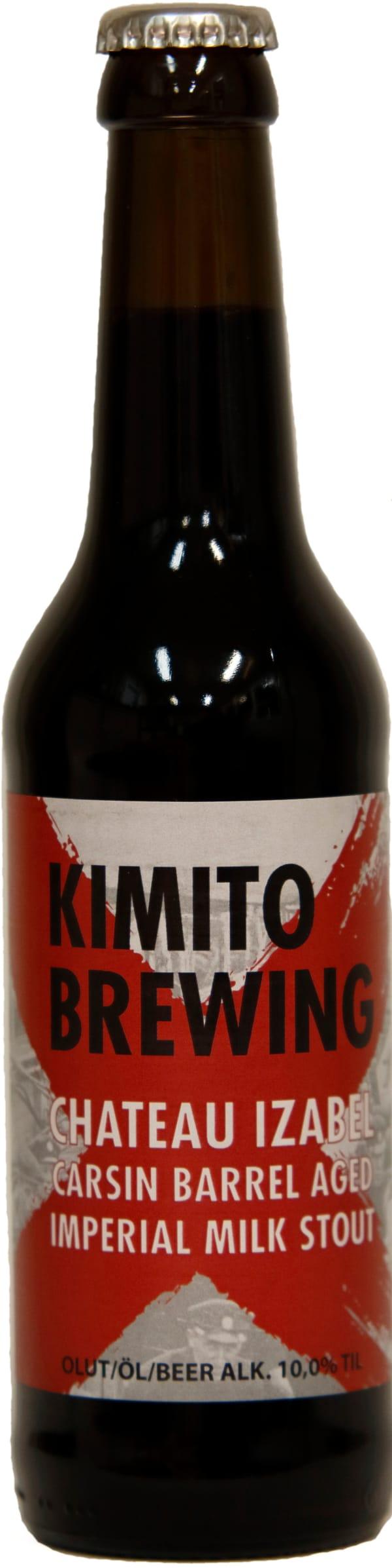 Kimito Chateau Izabel Carsin Barrel Aged Imperial Milk Stout