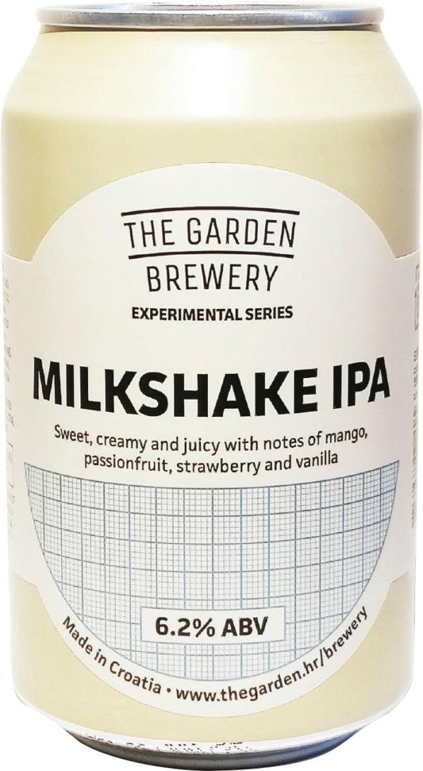 The Garden Brewery Milkshake IPA burk