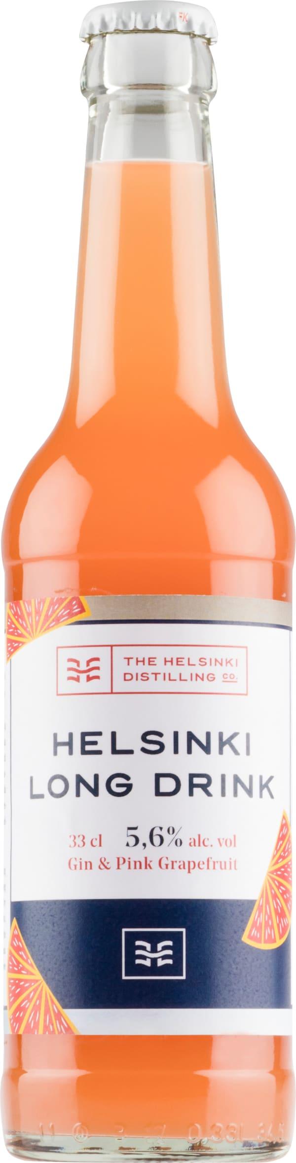 Helsinki Distilling Company Helsinki Long Drink