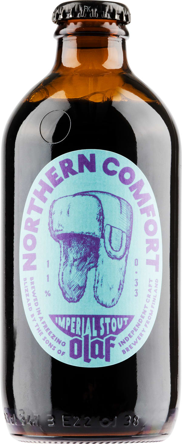Olaf Northern Comfort Imperial Stout