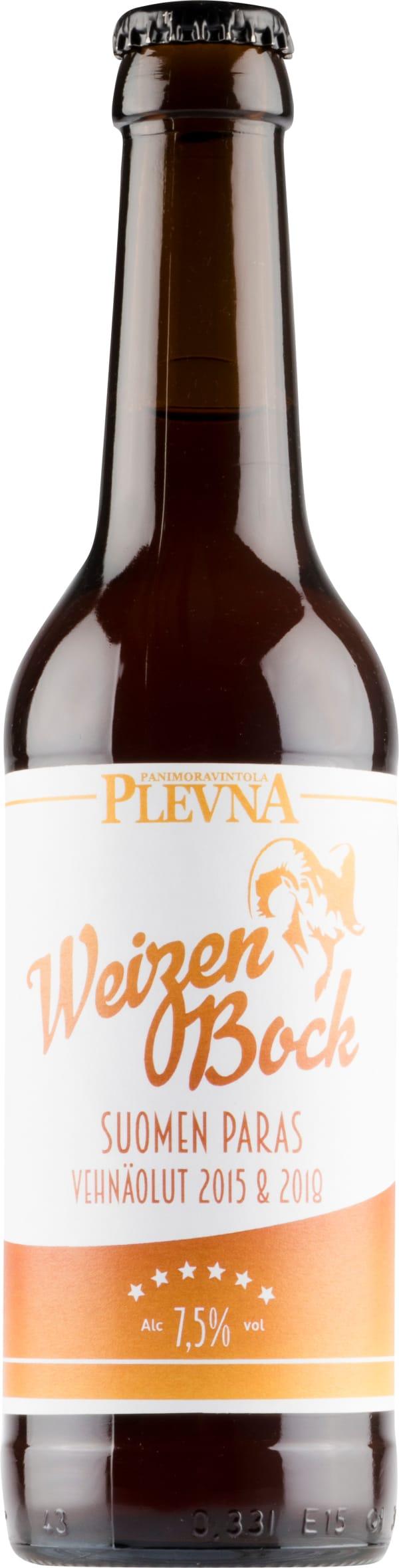 Plevna Weizenbock