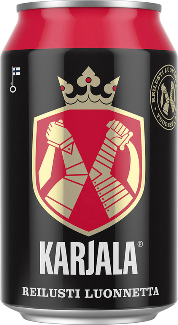 Karjala 4,5 can
