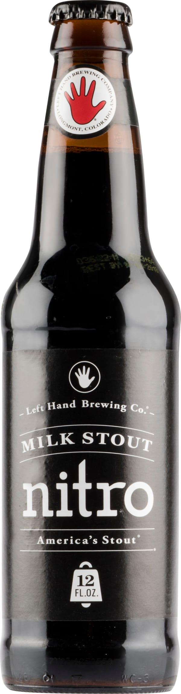 Left Hand Milk Stout Nitro