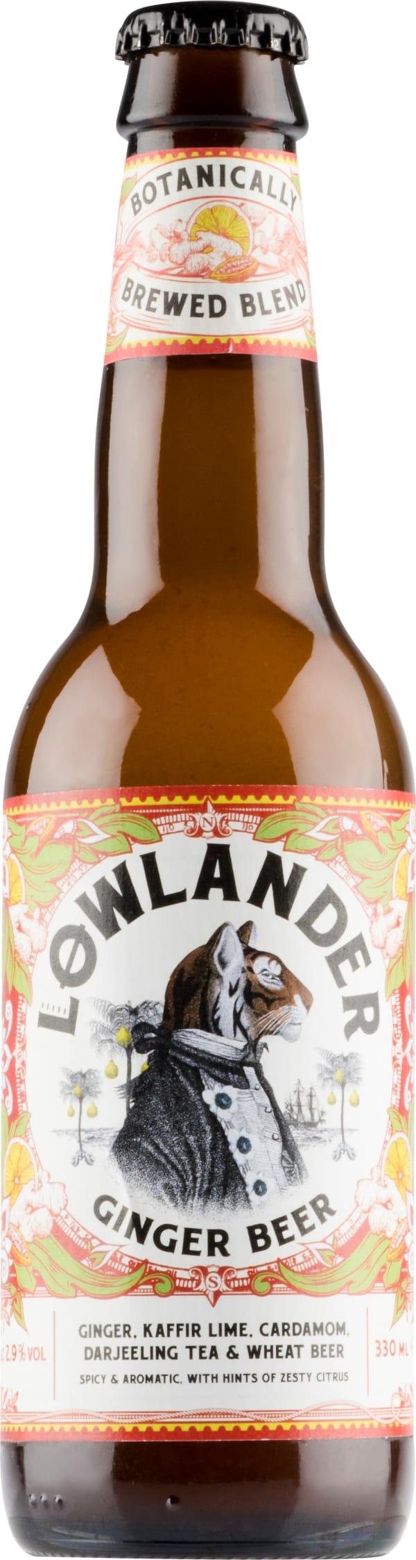Lowlander Ginger Beer
