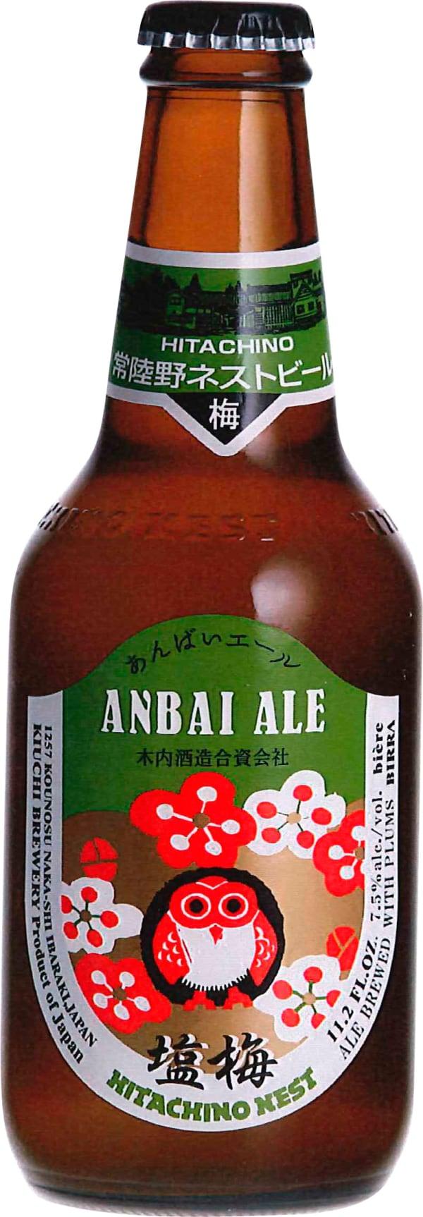 Hitachino Nest Anbai Ale