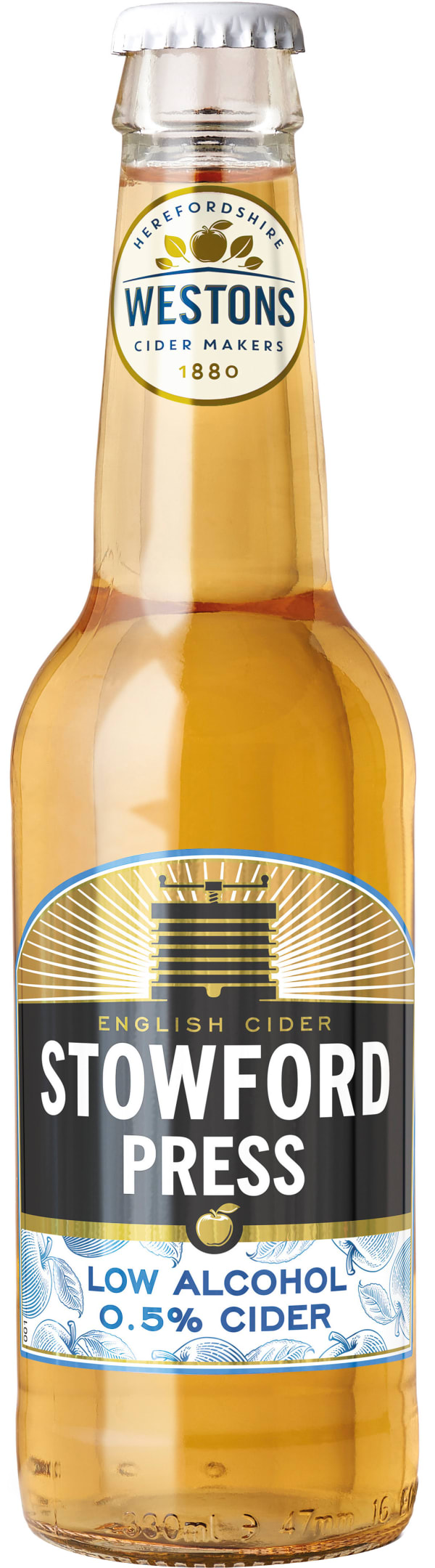 Stowford Press Low Alcohol Cider